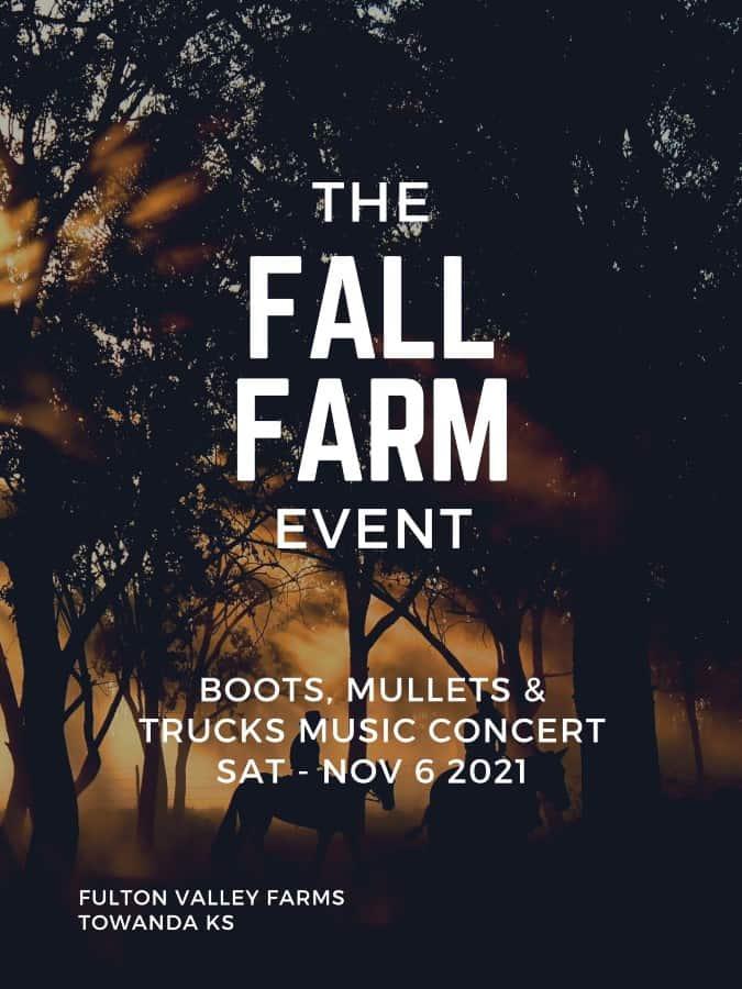 fall farm event